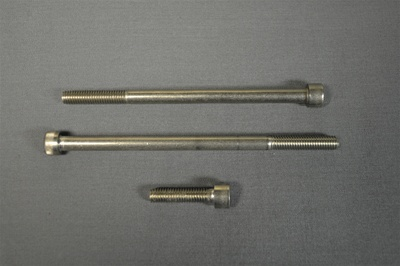COUNTER BALANCE BOLTS