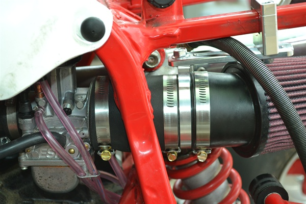 TRX250R AIR FILTER KIT AND MOUNT